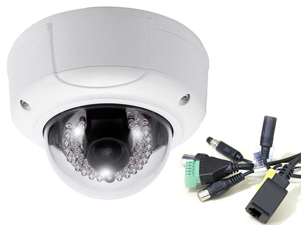 Security Cameras - Analog, HD-CVI, and Network IP CCTV Cameras