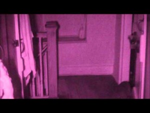 Infrared Cameras for Ghost Hunting