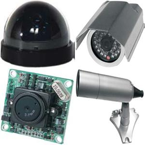Security Camera Parts