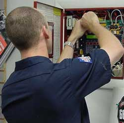 security system repair boca raton FL