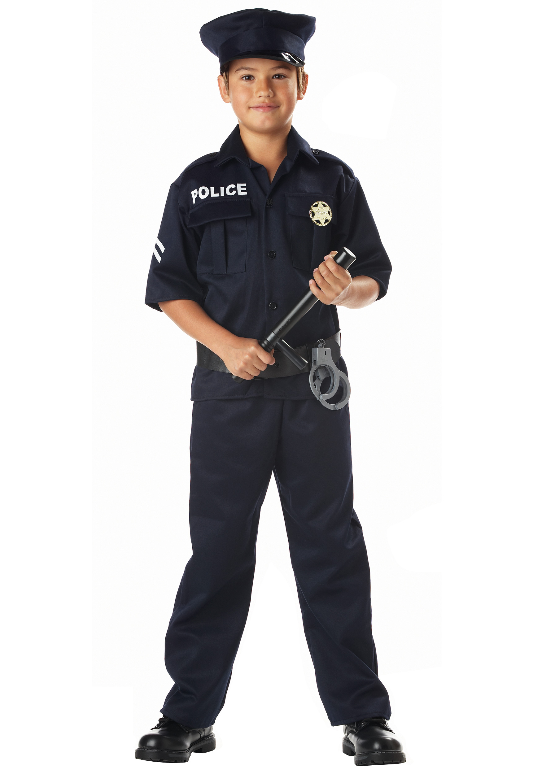 Top 5 school security products to keep our children safe techpro security products - Police officer child costume ...