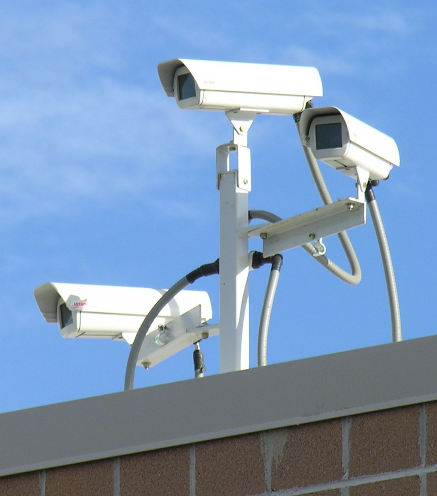 Business camera security systems