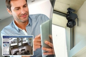 Best Selling Security Camera Systems Compatible with Smartphones