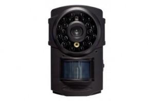 Motion Sensor Security Camera Installation