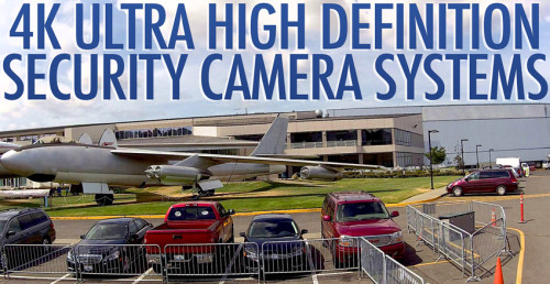4k high def security camera systems