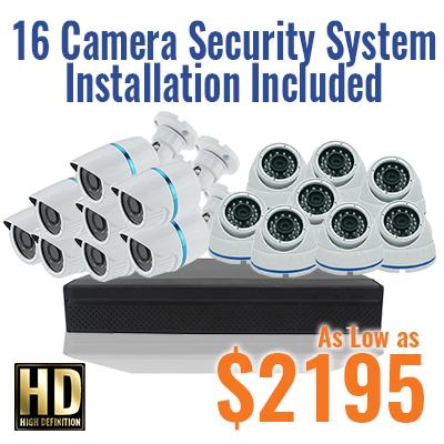 16 Camera Security Special