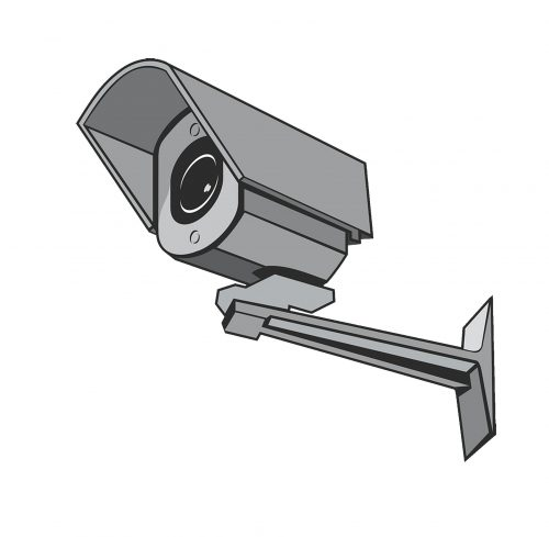 security camera installation service
