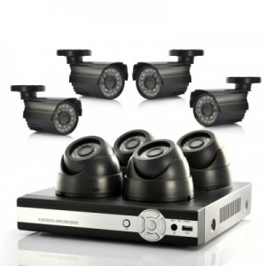 HD Security Camera Systems for Night Clubs in Miami, FL
