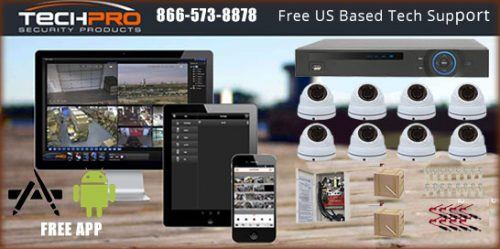 Security Camera Installation Miami
