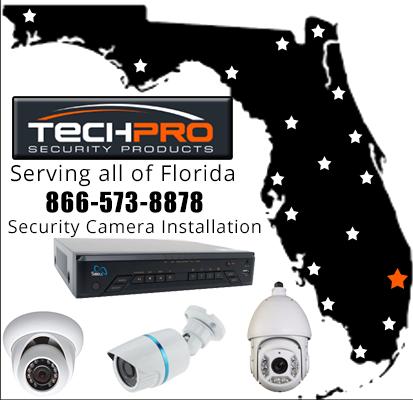 Security Camera Installation Miami
