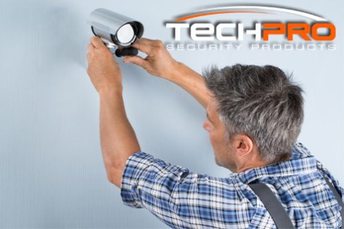 security camera installation service