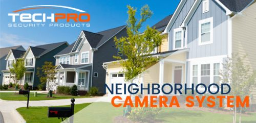 Neighborhood Camera System