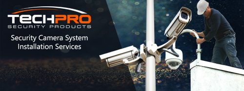 Security Camera System Installation Service