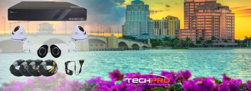 Security Camera Installation West Palm Beach