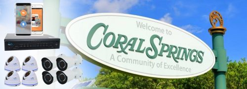 Security Cameras Coral Springs