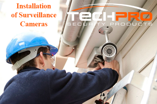 Installation of Surveillance Cameras