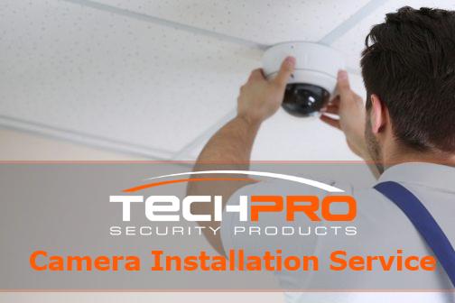 Camera Installation Service