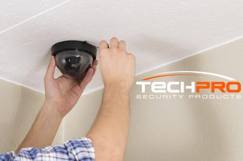 Surveillance Cameras Installation Service