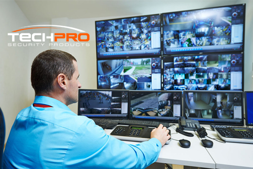 Remote Surveillance Camera Monitoring