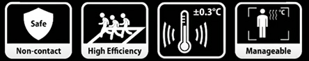 Body Temperature Camera