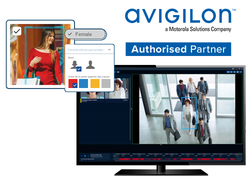 Avigilon in 2021 with TechPro!